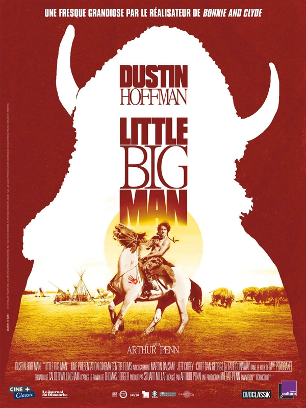 affiche little big man